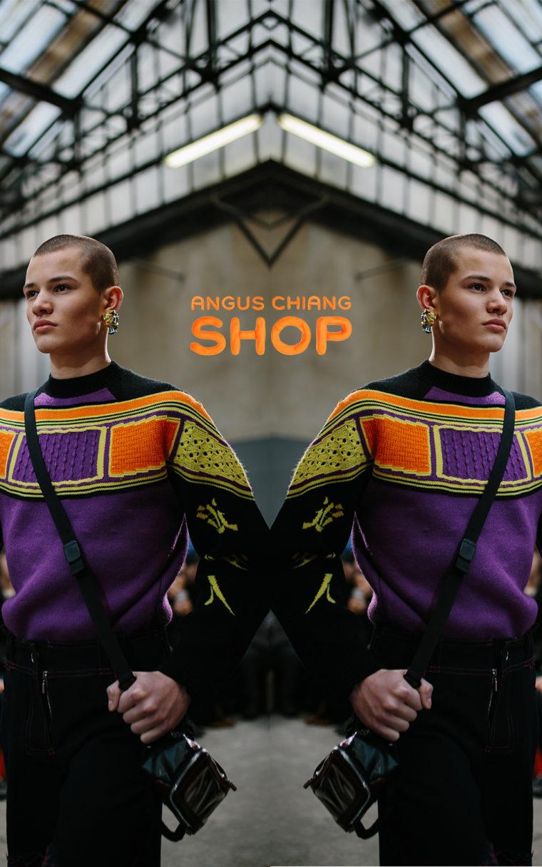 ANGUS CHIANG AW18 FASHION SHOW