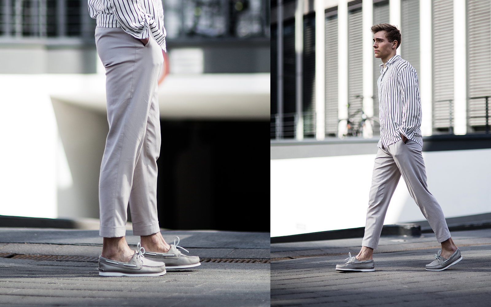 """Boat Shoes – """"3 ways I would combine and style them""""."""